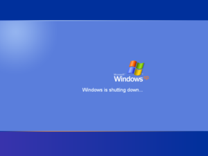 Windows XP dice adiós
