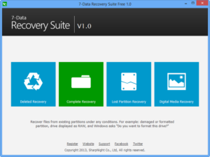 7- Data Recovery Suite
